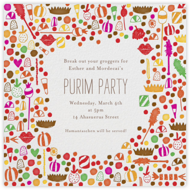 Your Teeth Will Rot (Purim) | square