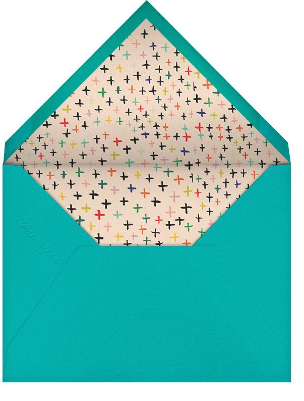 Loom - Ashley G - Summer Favorites - envelope back
