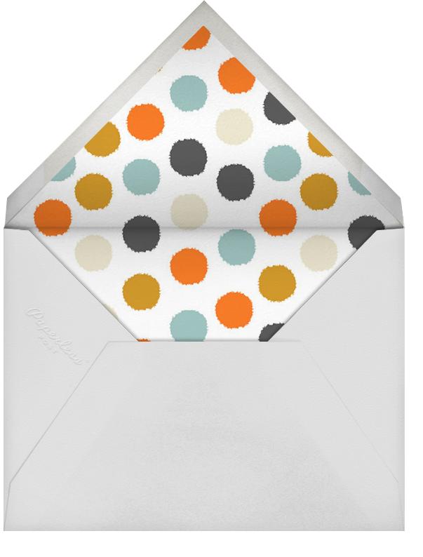 Stamped Dots - Ashley G - Ashley G - envelope back
