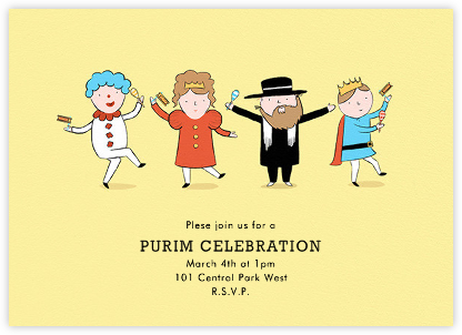 Purim Kids | horizontal