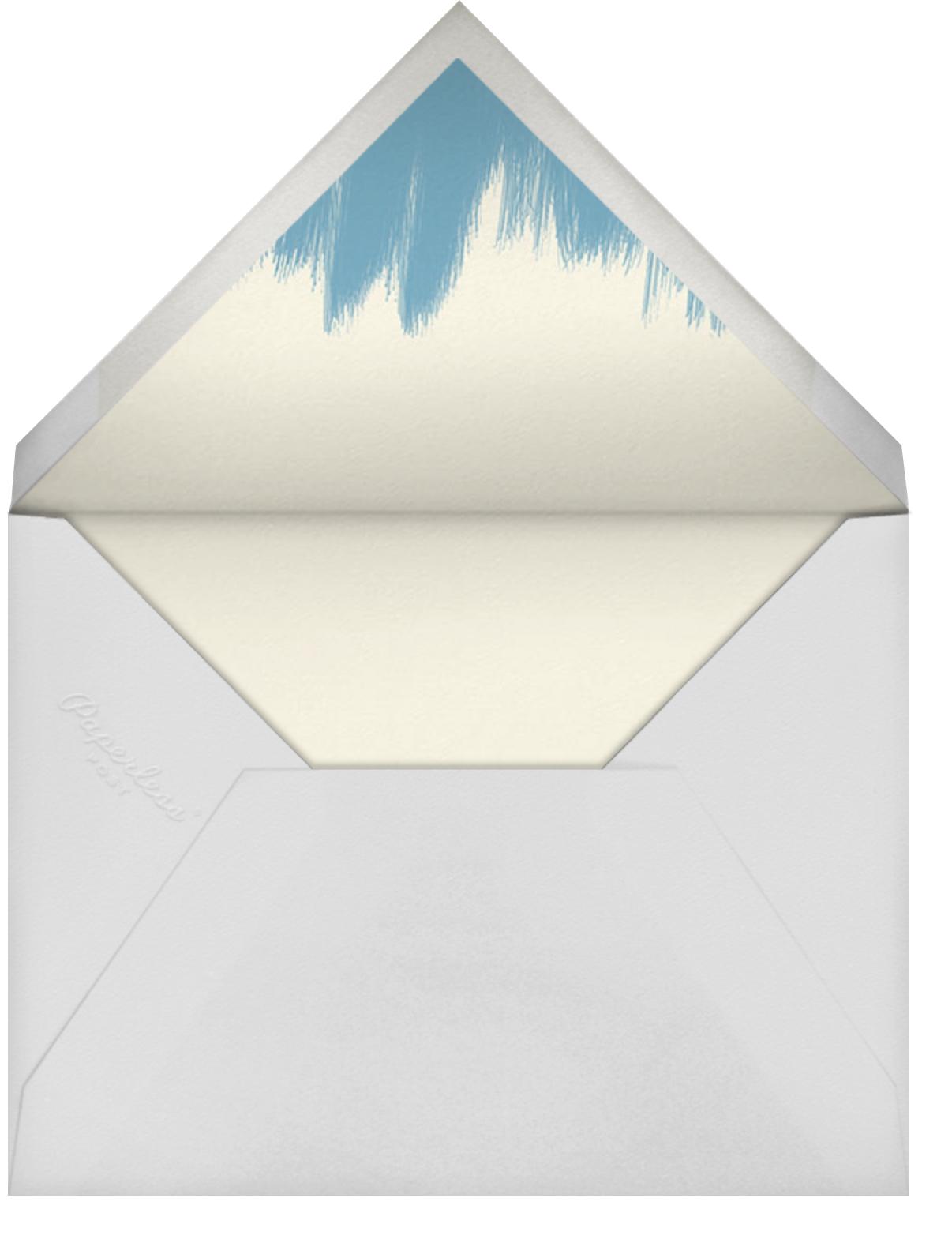Abstract Rings - Ashley G - Brunch - envelope back