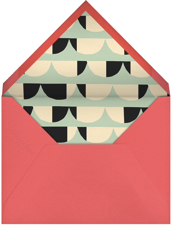 Confetti Circles - Ashley G - Ashley G - envelope back