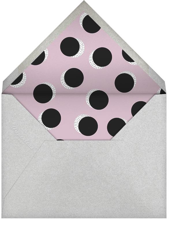 Dots on Dots - Pitch - Ashley G - General entertaining - envelope back