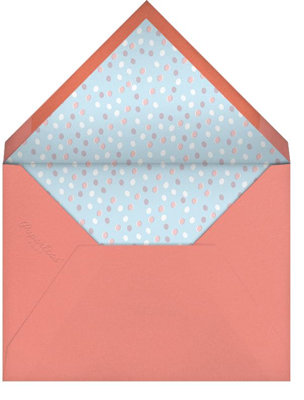 Easter Basket - Hello!Lucky - Easter - envelope back