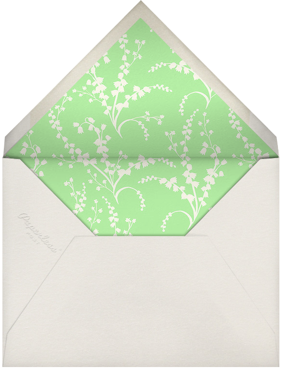 Easter Lilies - Hello!Lucky - Envelope