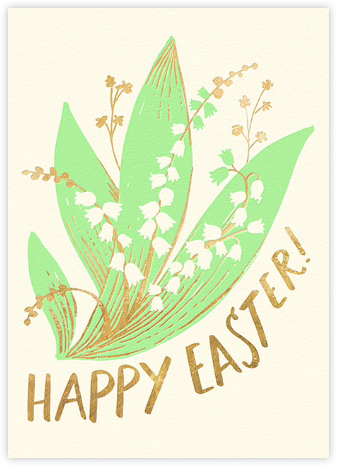 Easter Lilies - Hello!Lucky - Easter Cards