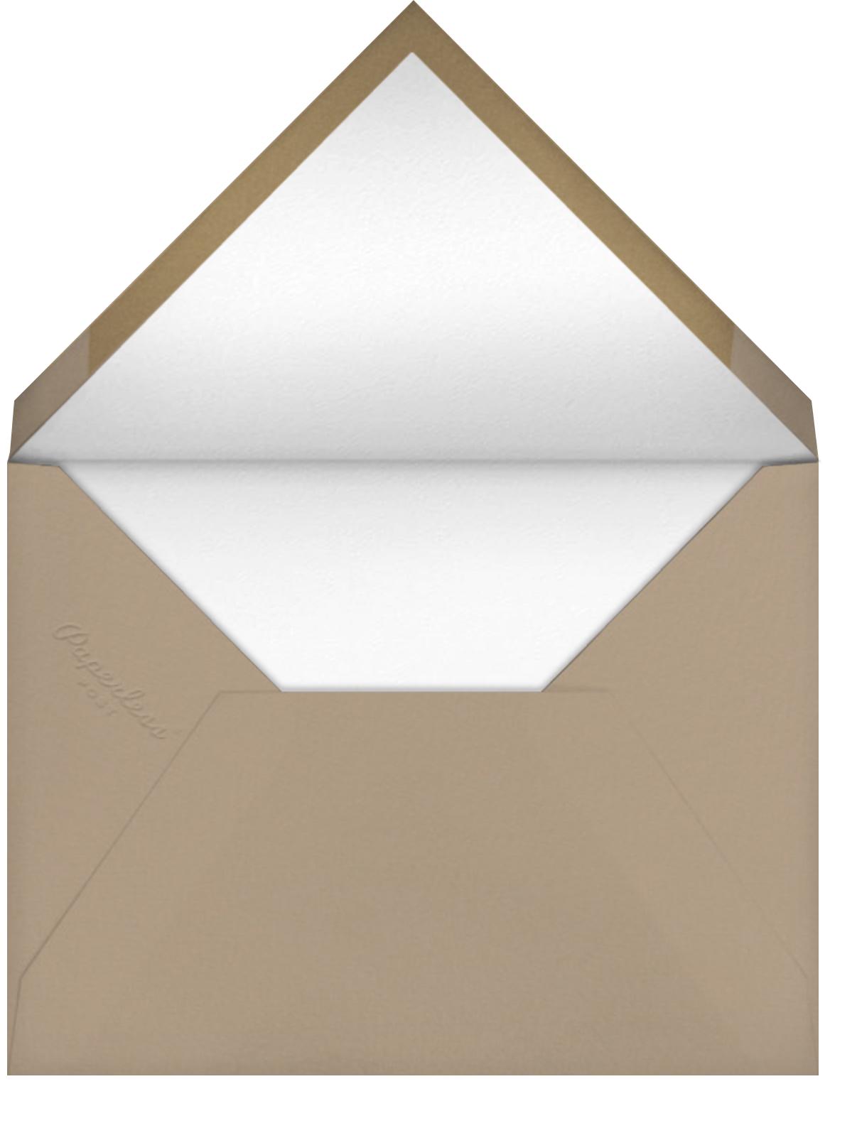 Scribbled Circles - Oyster - Ashley G - null - envelope back