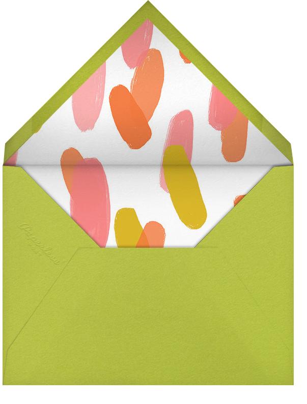 Spherule - Ashley G - Summer Favorites - envelope back