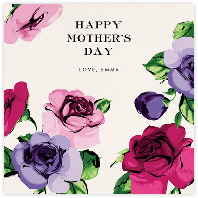 Darling Rose - kate spade new york - Mother's day cards