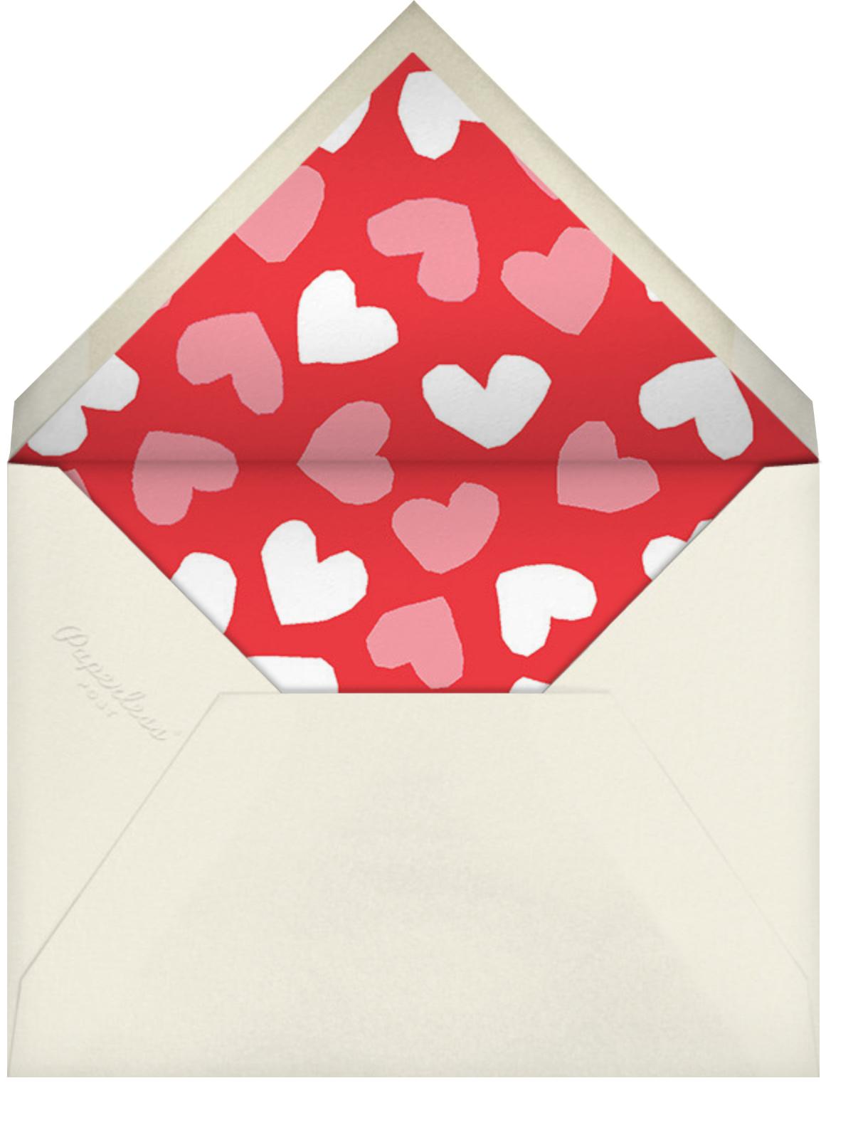 Script Heart - kate spade new york - Envelope