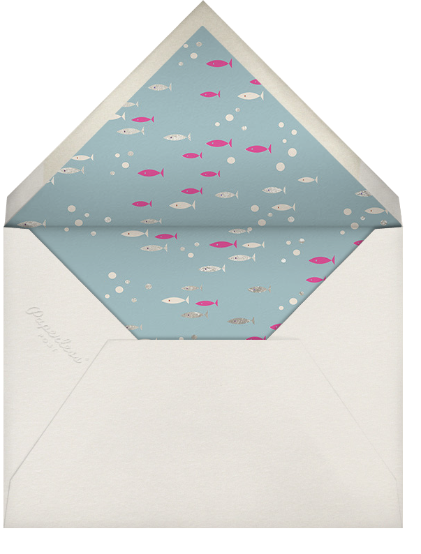 Deep Love - Hello!Lucky - Valentine's Day - envelope back