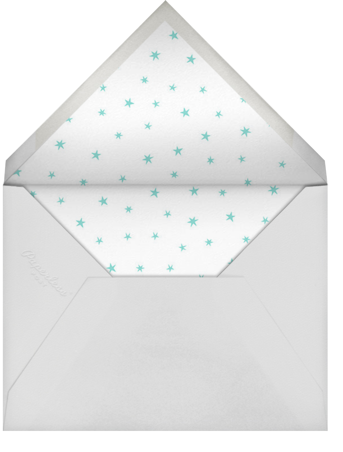 Jump for Joy (Tall) - Hello!Lucky - Birthday - envelope back
