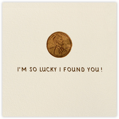 Lucky Penny - Hello!Lucky - Holiday cards