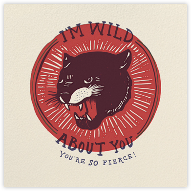 Wild About You - Hello!Lucky -