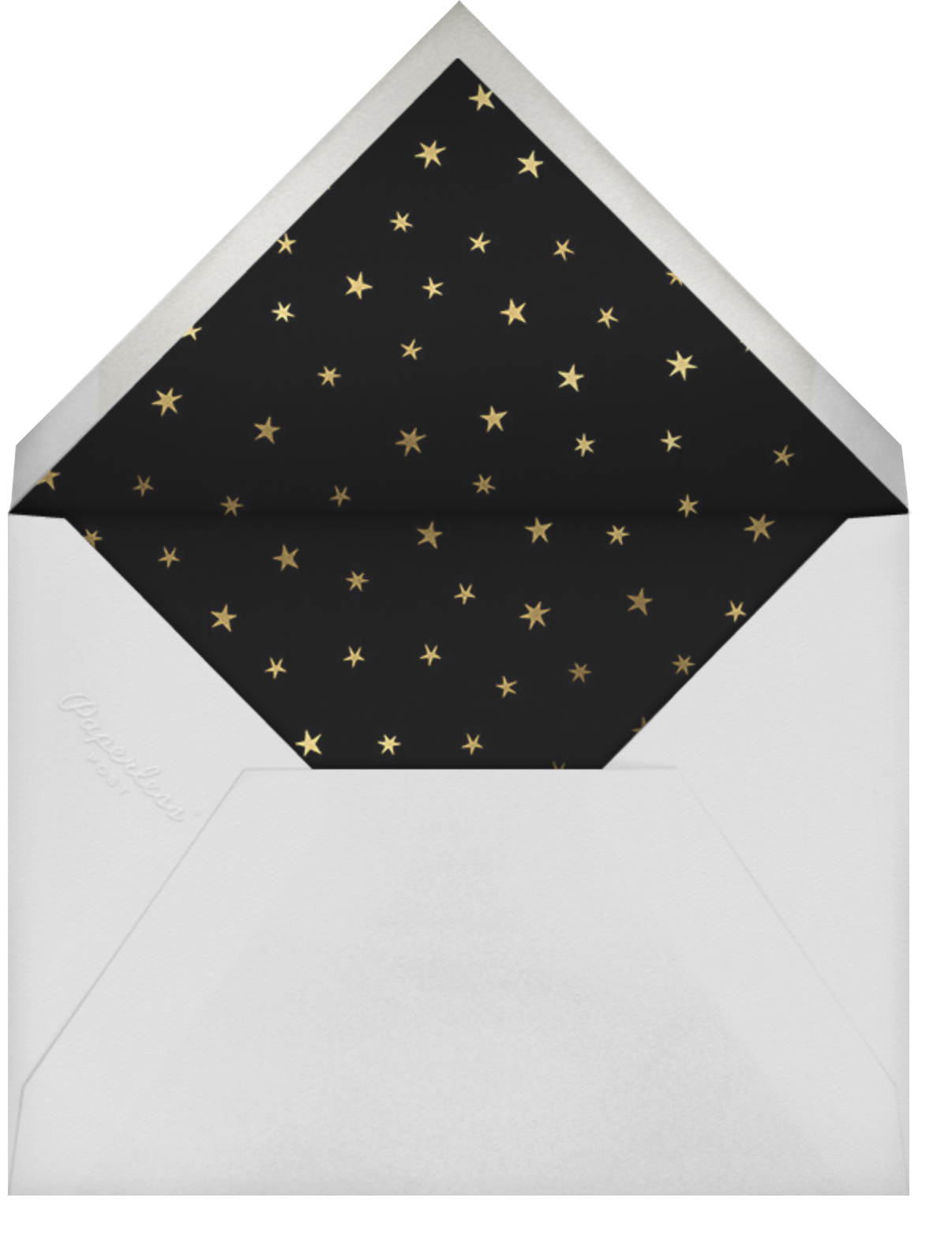 Written in the Stars - Hello!Lucky - Love and romance - envelope back