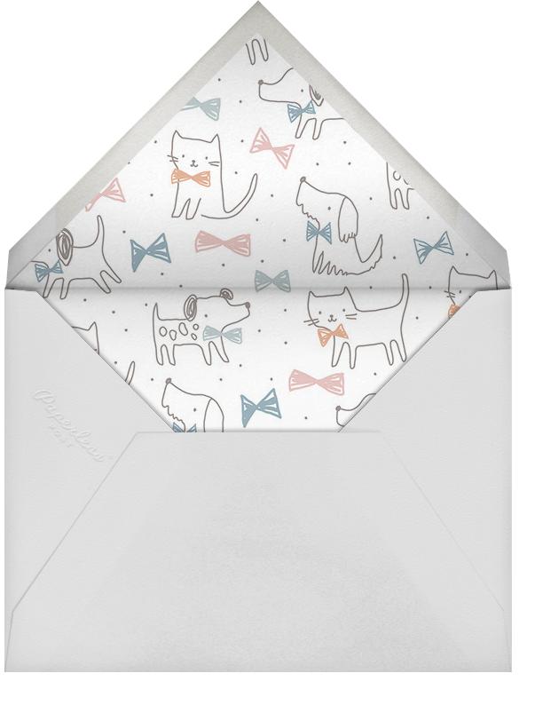 Kit's Day Out - Little Cube - Kids' stationery - envelope back