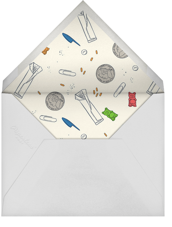 Lucky Penny - Hello!Lucky - Love and romance - envelope back