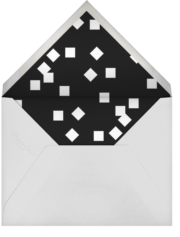 The Occasion - Ivory - Paperless Post - Adult birthday - envelope back