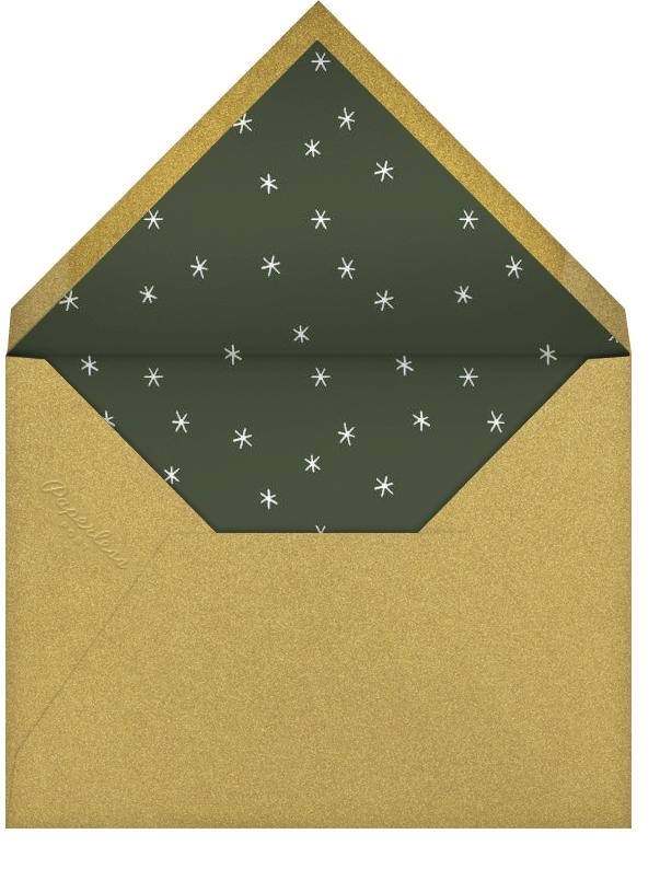 Slainte - Paperless Post - St. Patrick's Day - envelope back
