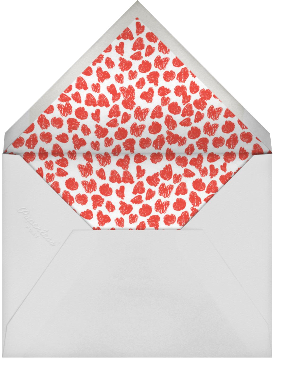 Tomatoes Love Tomatoes - Mr. Boddington's Studio - Mother's Day - envelope back