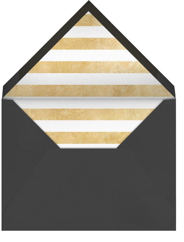 Balloons - Metallic - Paperless Post - Winter entertaining - envelope back