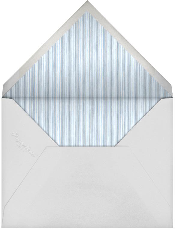 Pearl Bunting - Paperless Post - Adult birthday - envelope back