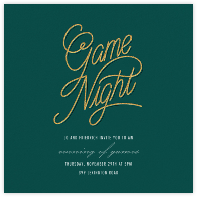 Game Night | square