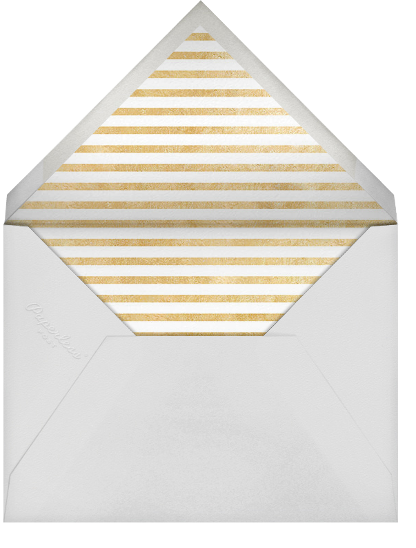 Champagne Bubbles - Paperless Post - Viewing party - envelope back