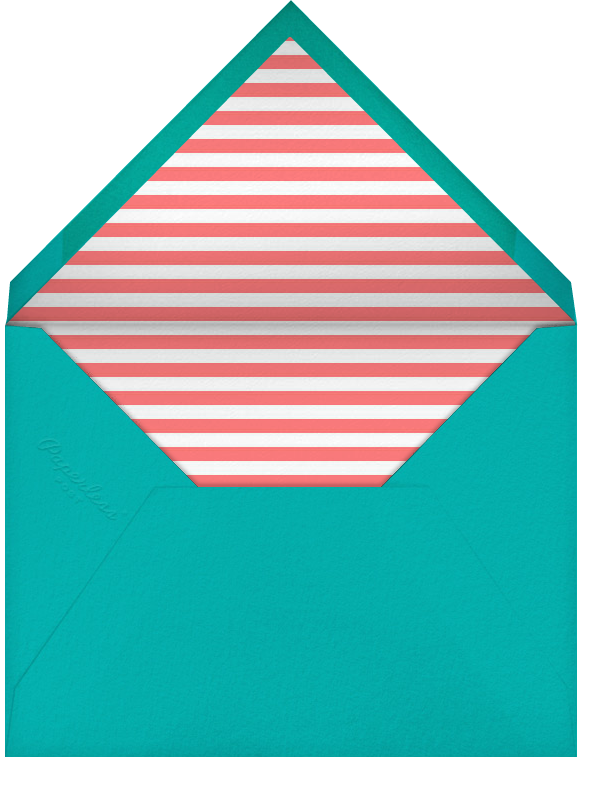 Happy Hour - Paperless Post - Adult birthday - envelope back