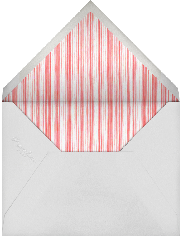 Brace Yourself (Photo) - Paperless Post - Adult birthday - envelope back
