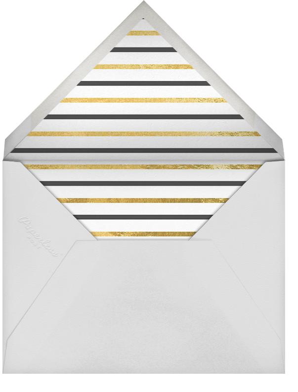 Gramophone - Paperless Post - Envelope