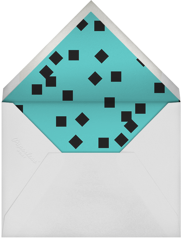 Mini Bar - Paperless Post - Adult birthday - envelope back