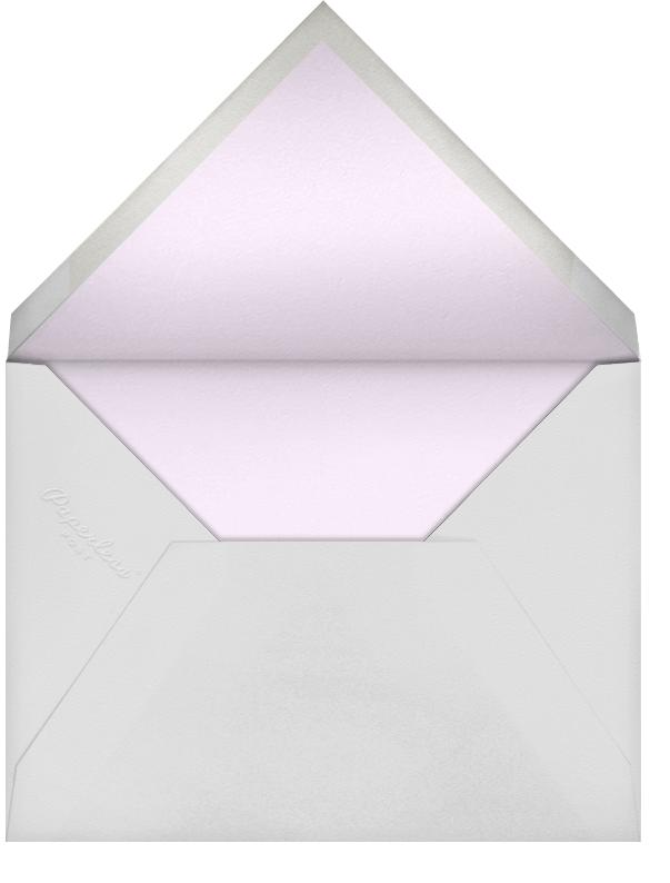 Amalfi - Coral - Paperless Post - Envelope