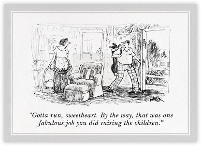 Gotta Run - The New Yorker - The New Yorker