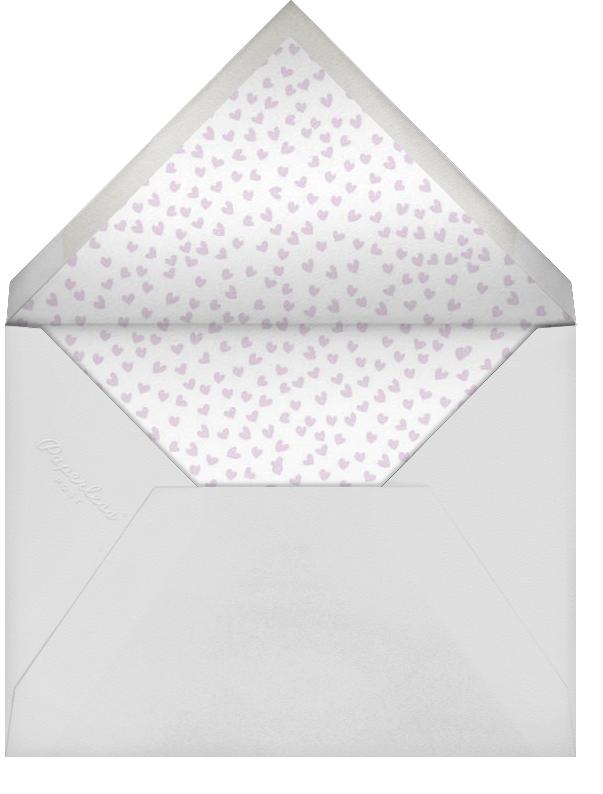 Sending Hearts - Linda and Harriett - Mother's Day - envelope back