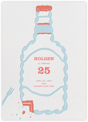 Baked Booze - Paperless Post -