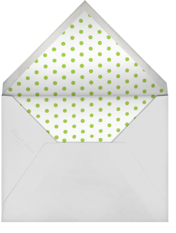 Hip Hop - Paperless Post - Envelope
