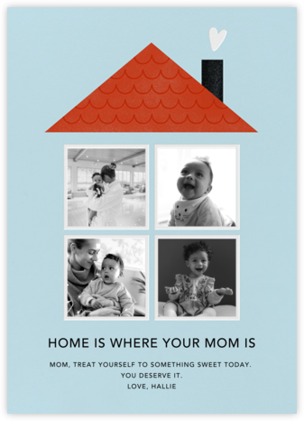 At Home - Paperless Post -