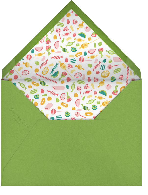 Candy Critter (Invite) - Paperless Post - Easter - envelope back