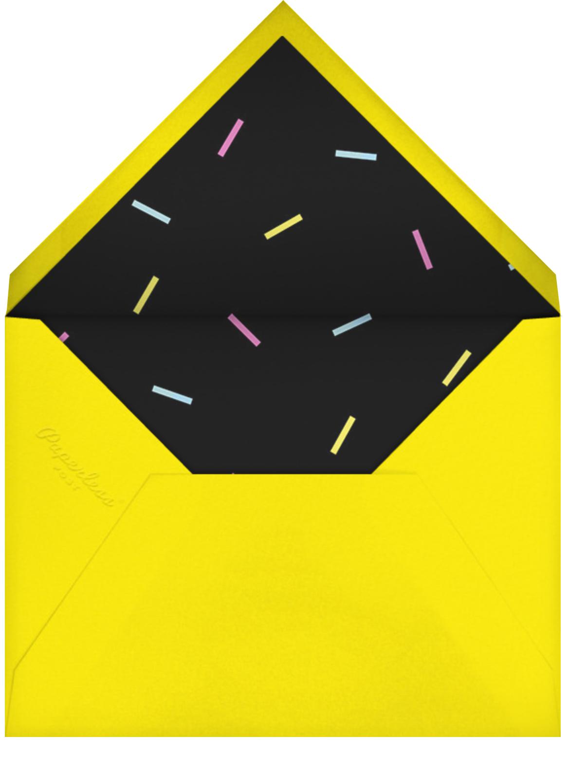 Confection - Multi - Paperless Post - Kids' birthday - envelope back