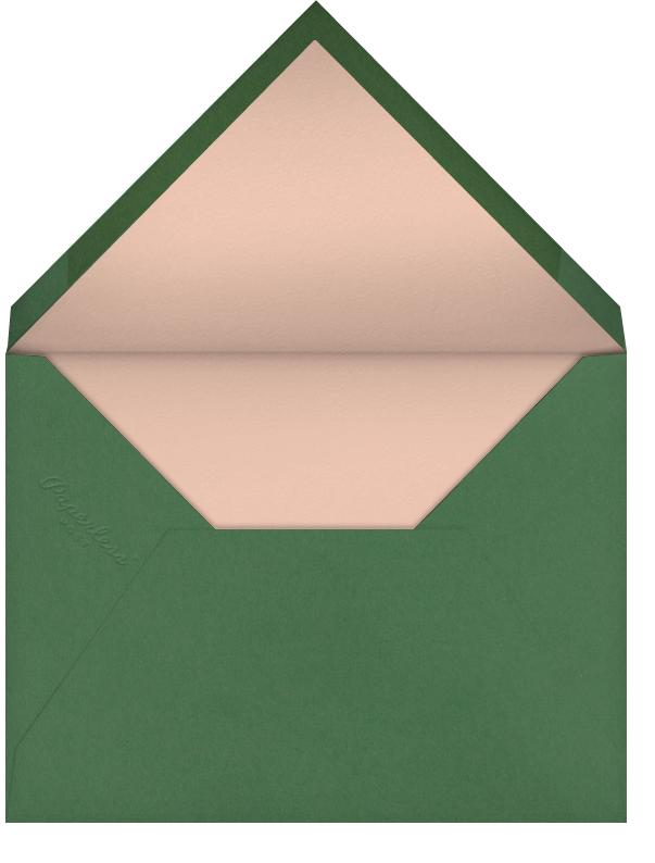 Gift Truck (Blanca Gómez) - Red Cap Cards - Spring Favorites - envelope back