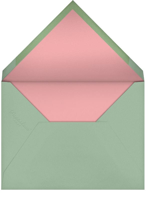 Perfect Wedding (Blanca Gómez) - Red Cap Cards - Congratulations - envelope back