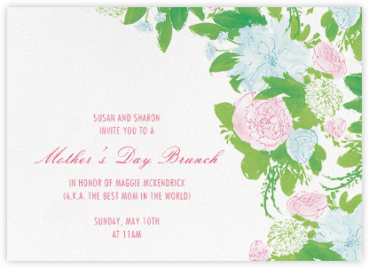 Elizabeth - Paperless Post - Online Mother's Day invitations