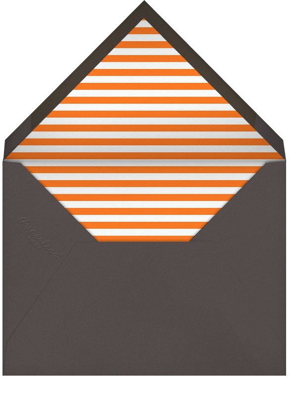 School Sweater - Paperless Post - Sorority events - envelope back