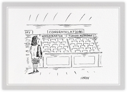Congratulations Greetings - The New Yorker - Wedding congratulations