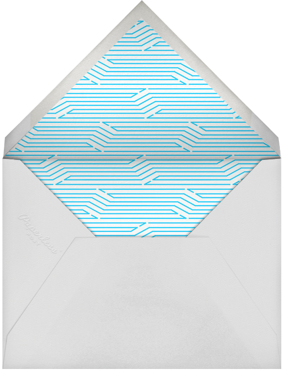 Yearbook Page - Paperless Post - Envelope