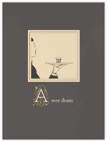 A Wee Dram - Paperless Post - Greeting cards