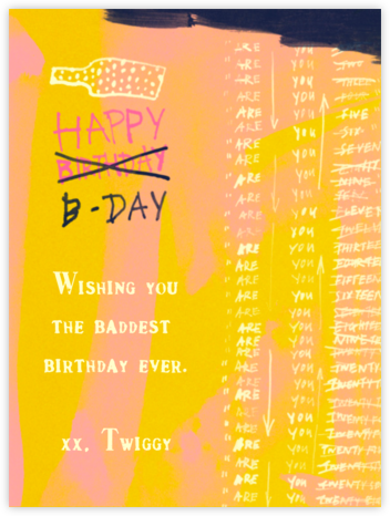 Are You One... - Paperless Post - Birthday cards