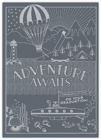 Adventure Awaits - Hello!Lucky - Hello!Lucky Cards