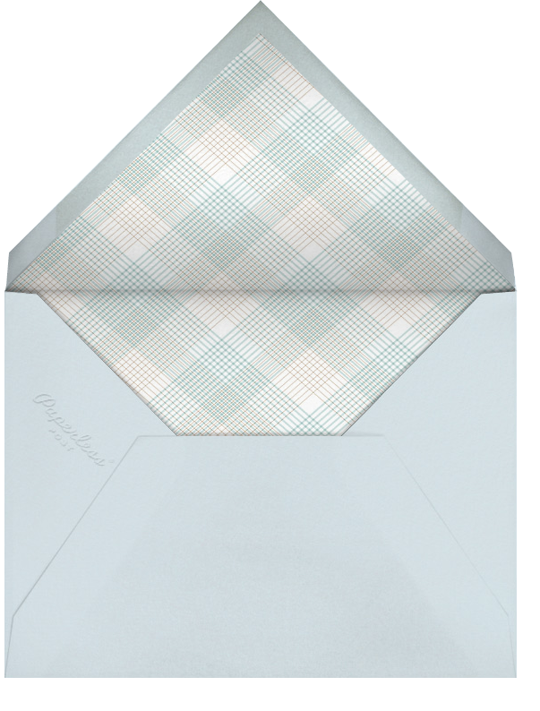 Dandy - Hello!Lucky - Father's Day - envelope back